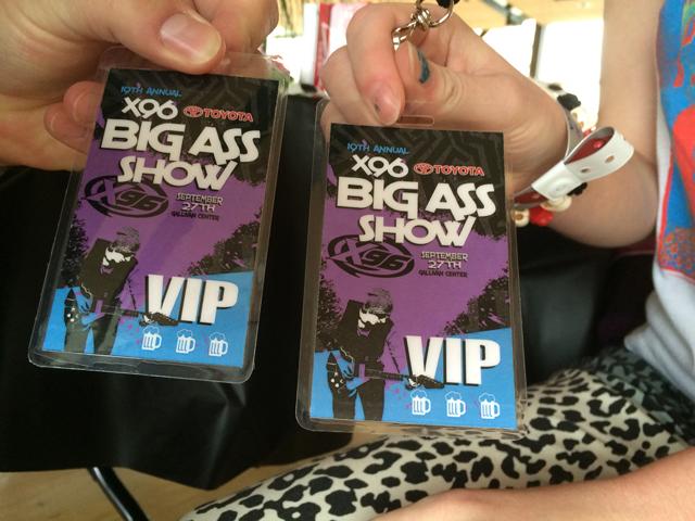x96 big ass show